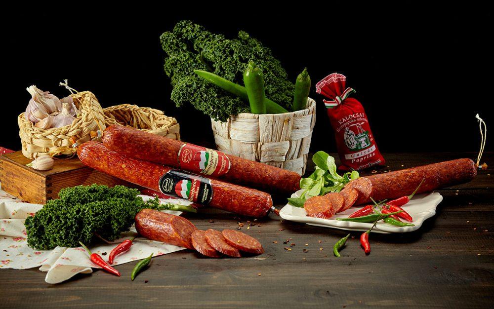 Венгерская колбаса