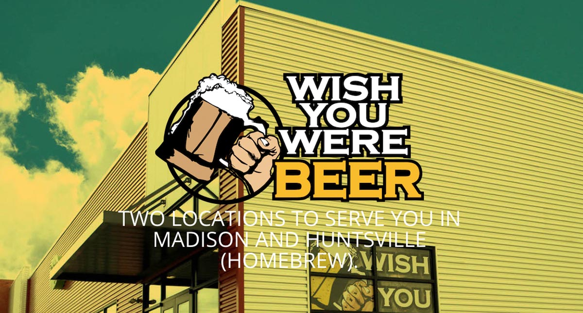 американский ресторан Wish you were beer