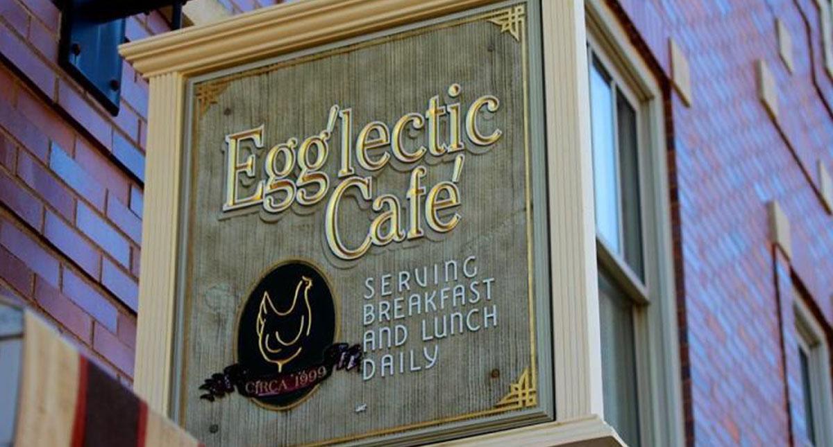 американское кафе egglectic