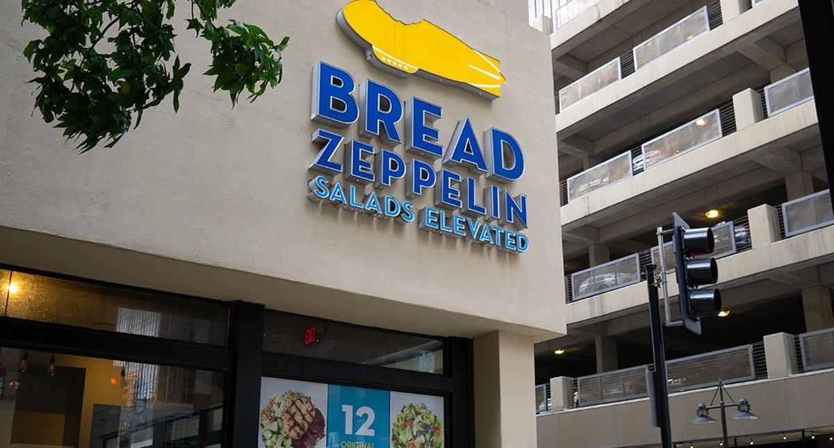 bread zeppelin оригинальное название американского ресторана