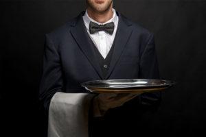 качества официанта