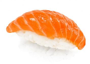 Суши Сяке Нигири с лососем