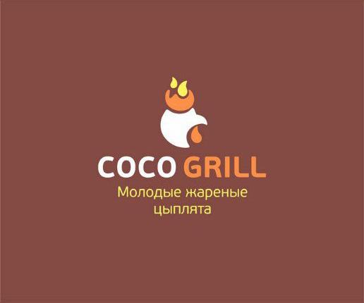 """Огненный брендинг для """"Коко Гриль"""""""